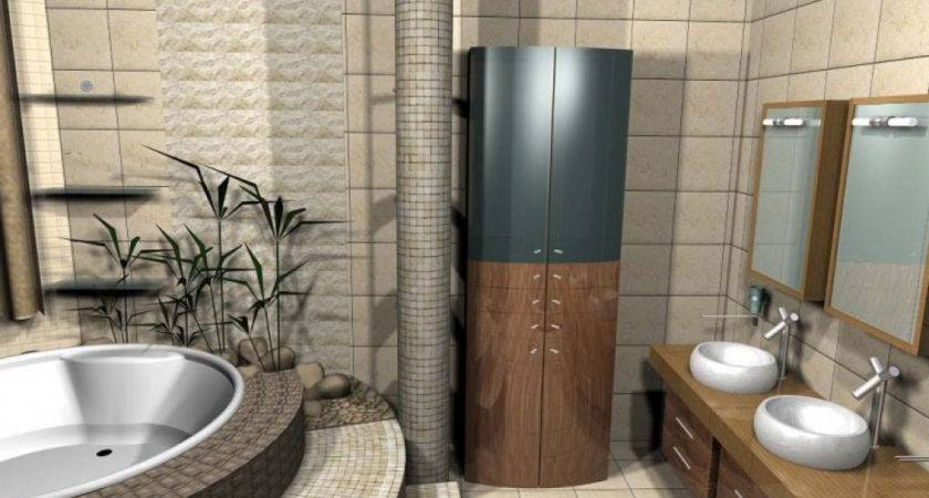 Great Bathroom Designs Small Spaces Modern