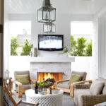 Great Decorating Ideas Living Room Fireplace