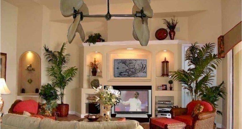 Great Room Decoration Ideas Houseplants