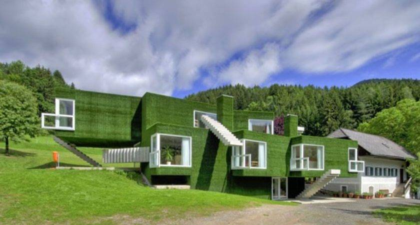 Green Building Materials Sustainable Houses
