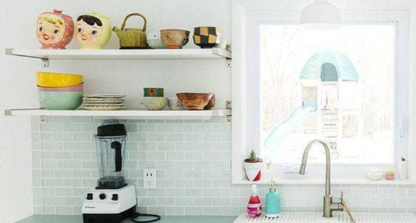 Green Tile Trends Homes Interiors Domino