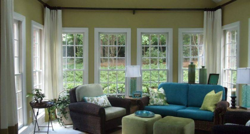 Greensboro Interior Design Window Treatments