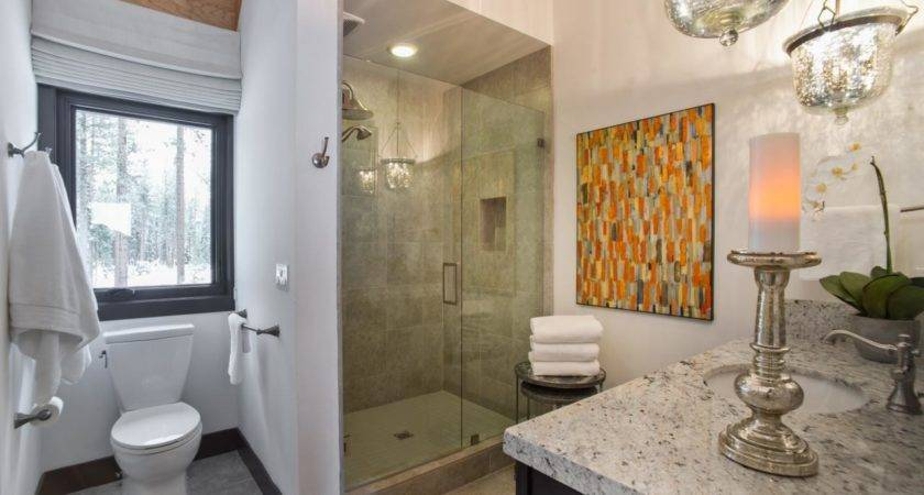 Guest Bathroom Hgtv Dream Home
