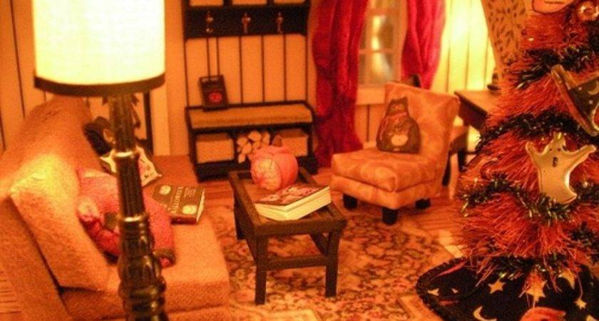Halloween Decorated Room Diy Decorations Last