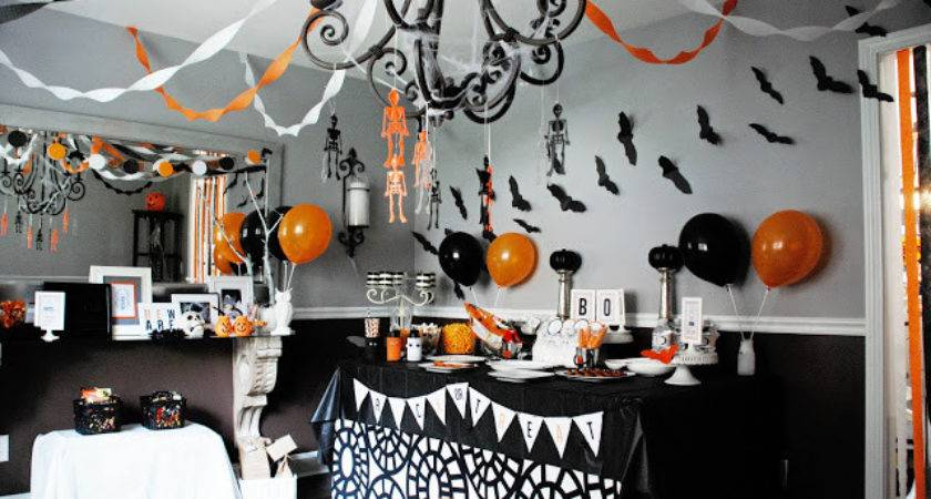 Halloween Parties Party Themes