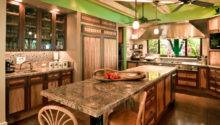Hawaiian Cottage Style Tropical Kitchen Hawaii