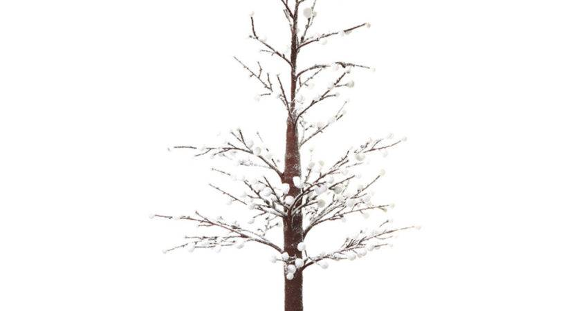 Heaven Sends Snowy Twig Tree Natural Achica
