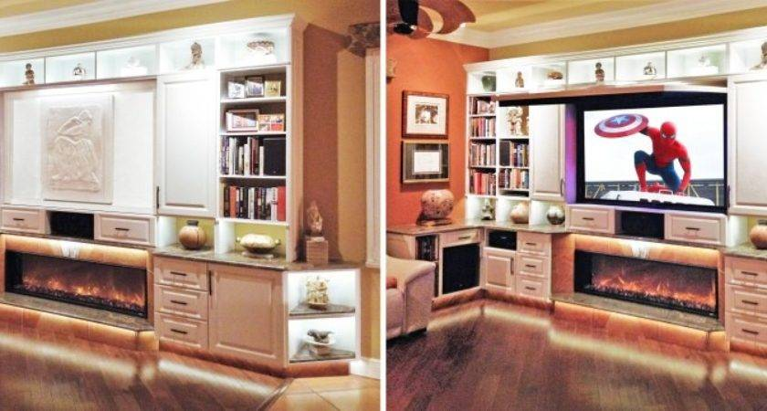 Hideaway Solutions Frame Cabinet Tvcoverups