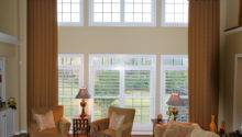 High Ceiling Window Treatments Pinkax