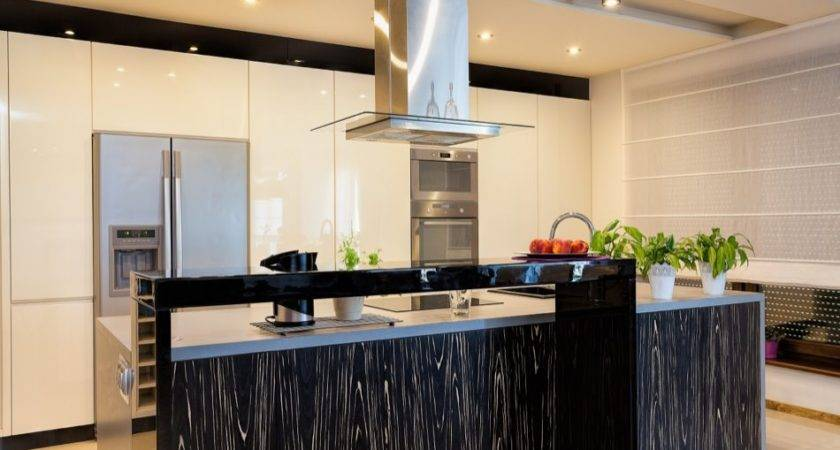 High Gloss Matte Lacquered Kitchen Cabinet Doors