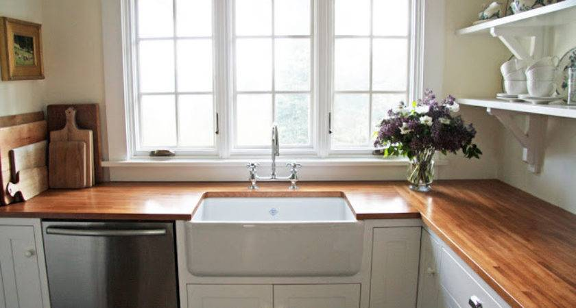 High Street Market Butcher Block Countertops