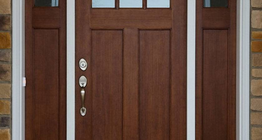 Hints Buying Craftsman Style Doors Interior