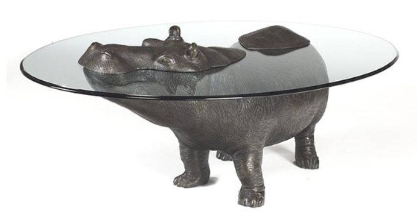 Hippo Coffee Dining Tables Mark Stoddart