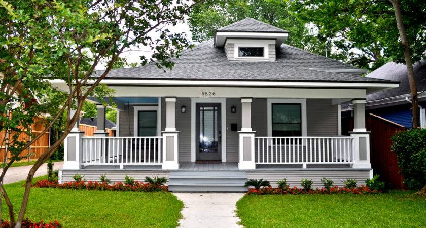 Historic Restoration After Before Texas Best House