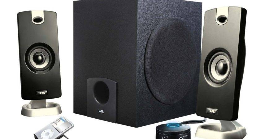 Home Acoustic Audio Subwoofer Stereo Sound Speaker System
