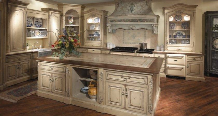 Home Design Country Kitchen Cabinets Ideas Amp