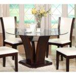 Home Design Extraordinary Round Dining Table