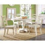 Home Design Wood Round Dining Room Tables