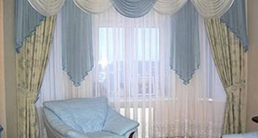Home Interior Decoration Ideas Living Room Curtain Design