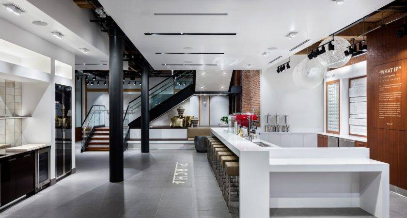 Home Showroom Pirch Opens New York Architectural Digest