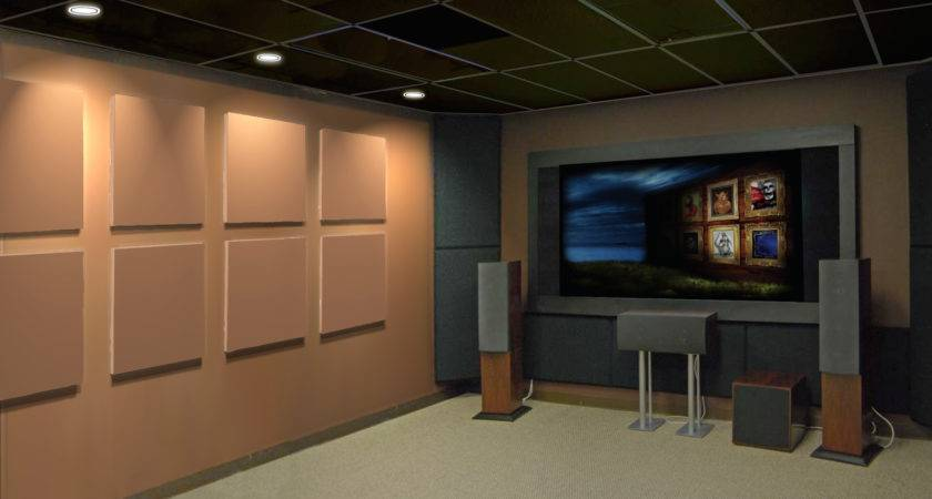 Home Theater Acoustic Panels