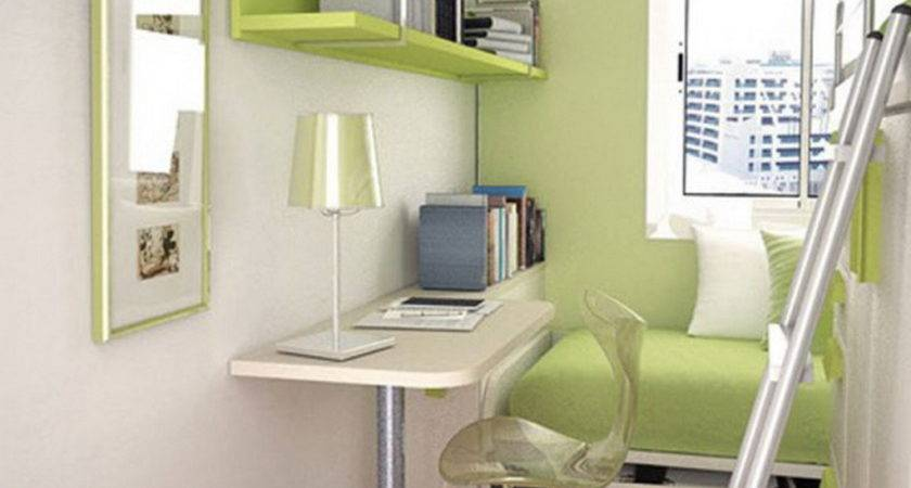 Homedesign Work Smart Design Ideas Small Spaces