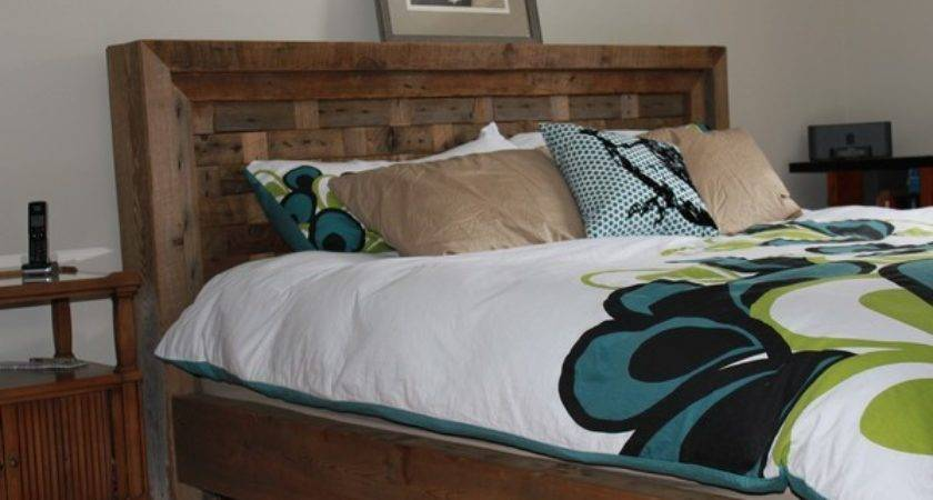 Homemade Headboards King Beds