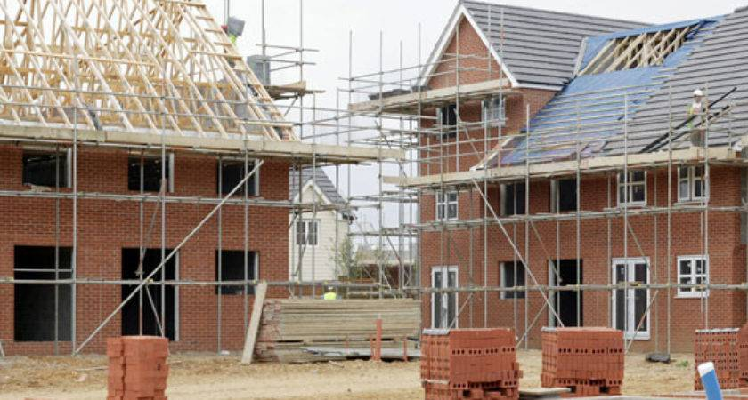 House Building Really Lowest Level Since
