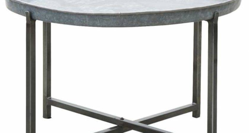 House Doctor Cool Side Table Iron Living Company