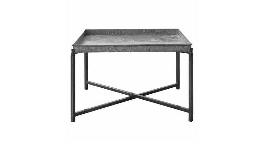 House Doctor Cool Side Table Iron Living