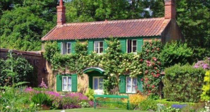 House Small Cottage Garden Ideas Beautiful Homes Design