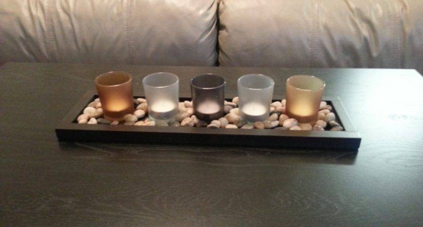 Ideas Coffee Table Centerpieces Design