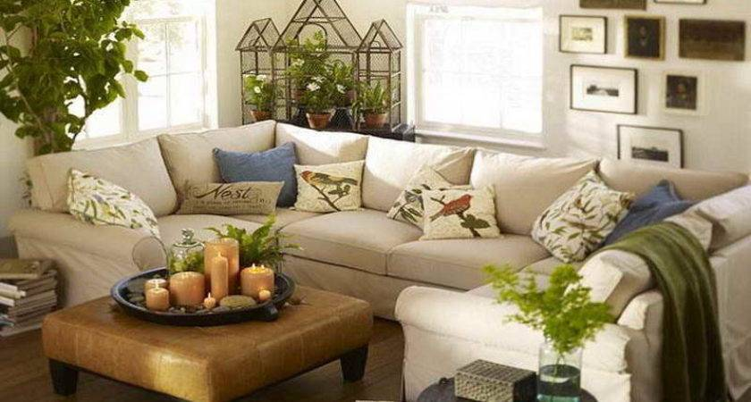 Ideas Decorate Small Living Room Candles