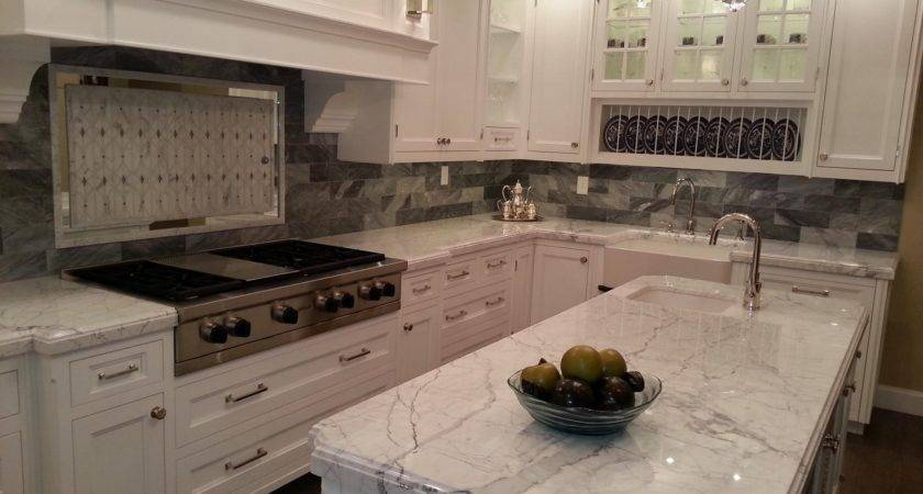 Ideas Installing Kashmir White Granite Home Surface