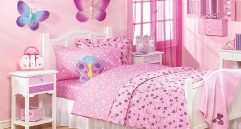 Ideas Little Girl Rooms Beautiful Bedroom Decor Stroovi