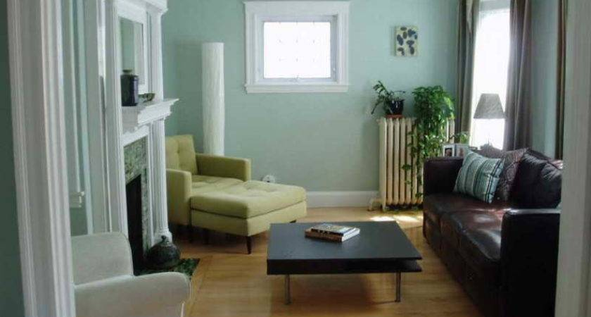 Ideas New Home Interior Paint Colors Soft Green