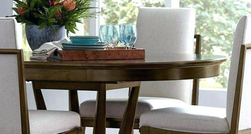 Inch Round Kitchen Table Dining Set