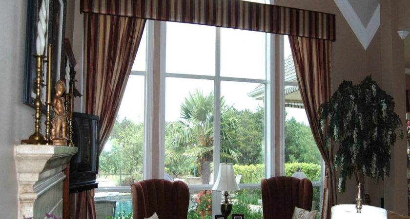 Incredible Attractive Curtain Ideas Large Windows