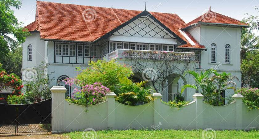 Indian Bungalow Roof Street