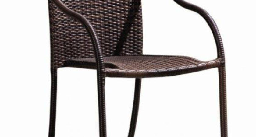 Indoor Outdoor Used Rattan Dining Chair
