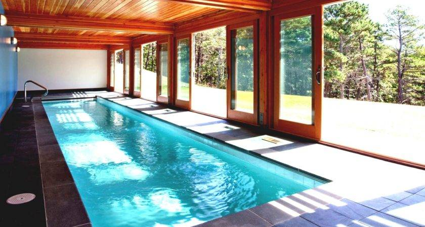 Indoor Pool Plans Swimming Homelk