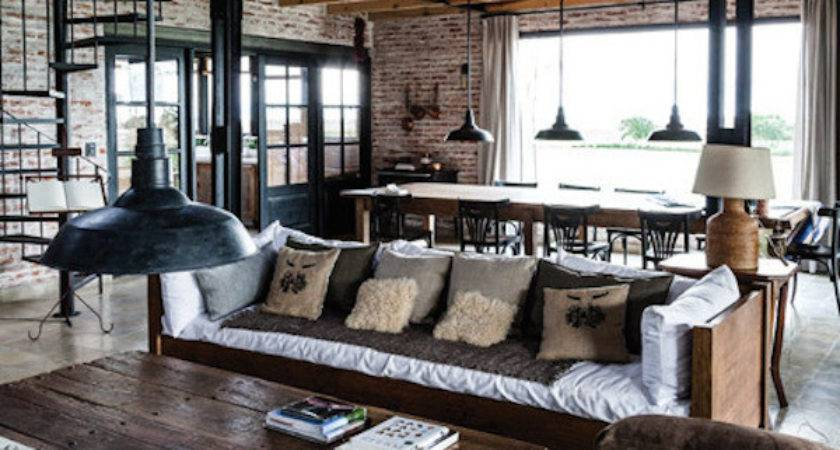 Industrial Style Your Home Etcetera