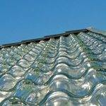 Innovative Glass Roof Tiles Heat Your Home Solar