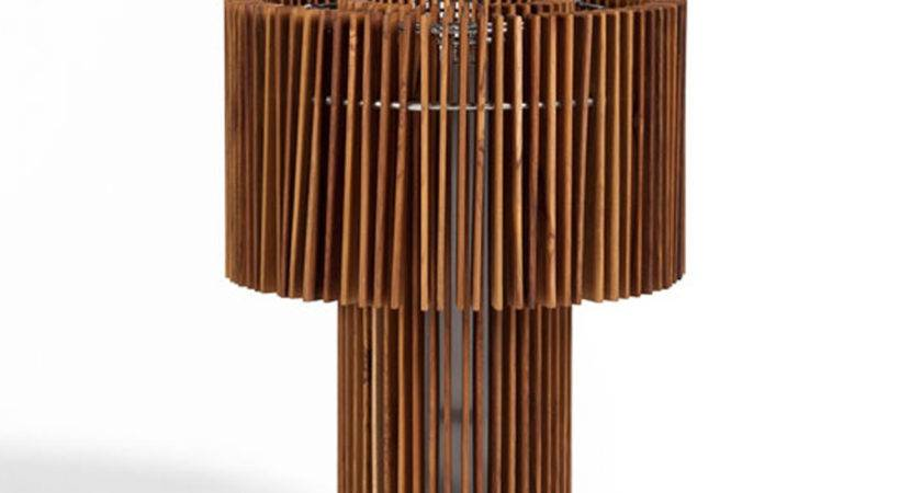Innovative Wood Table Lamp Applications Iroonie