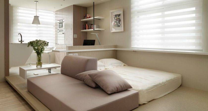 Inspired Designs Small Studio Apartments Furniture