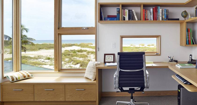 Inspiring Office Designs Get Organized