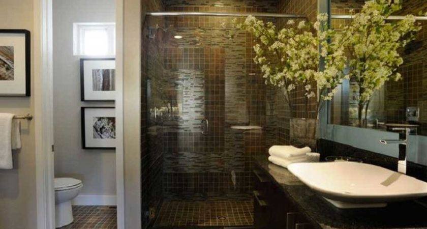 Inspiring Small Master Bathroom Ideas Remodel