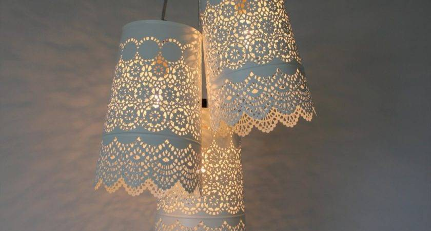 Interesting Yourself Chandelier Lampshade