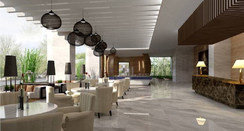 Interior Design Five Star Hotel Lobby Joy Studio