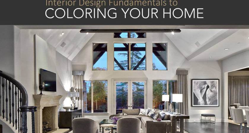 Interior Design Fundamentals Coloring Your Home
